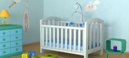 An Attractive Well Painted Baby Crib Tends To Be The Centerpiece In Infant S Room Many A Times Old Wooden Cribs Need Repainted But Some Newer