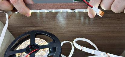 Troubleshooting an LED Light Strip | DoItYourself com