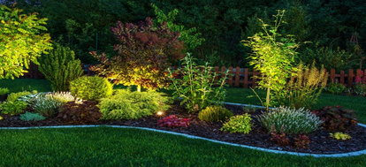 How to Landscape With a Berm | DoItYourself com
