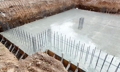 How to Reinforce a Concrete Slab with Rebar | DoItYourself com