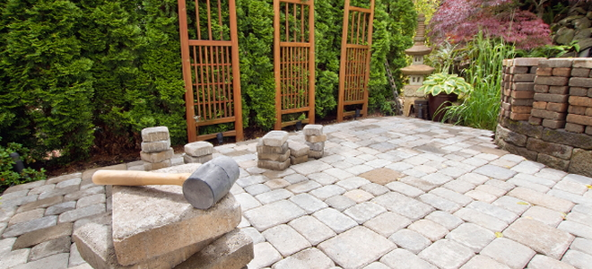 Effective Patio Drainage For Paver Patios Doityourself Com