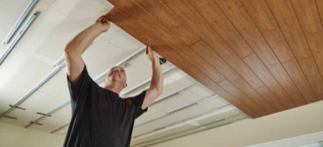 What Type Of Garage Ceiling Is Best For You Doityourself Com