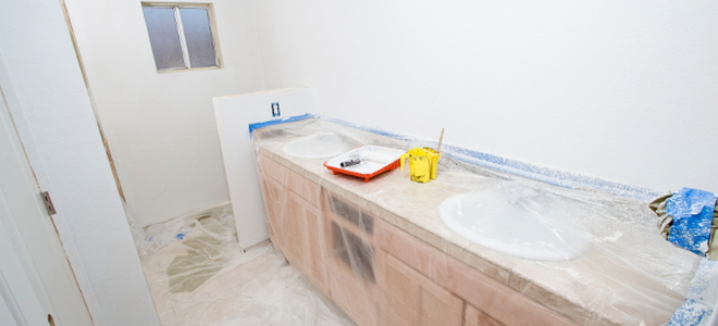 How To Remove A Sink To Lay Bathroom Floor Tiles Doityourself