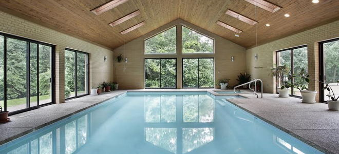 Indoor Pools Are A Great Way To Beat The Summer Heat, But They Are Not As  Maintenance Free As You Might Think. Although Indoor Pools Are Locked In A  ...