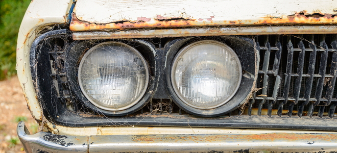 Getting Rid Of Rust On Your Car