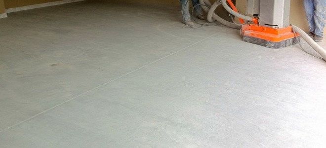 5 indoor concrete floor finishes for Concrete floor finishes