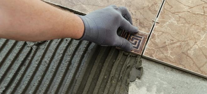 Can I Lay Ceramic Tile Over Linoleum? | DoItYourself.com