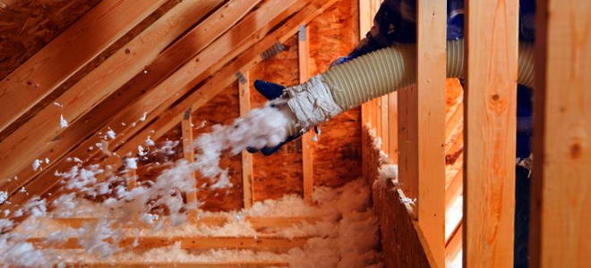 Planning to blow insulation into your attic doityourself in most older homes and even in some newer ones blowing extra insulation into your attic can help save you a lot of money on energy bills some estimates solutioingenieria Choice Image
