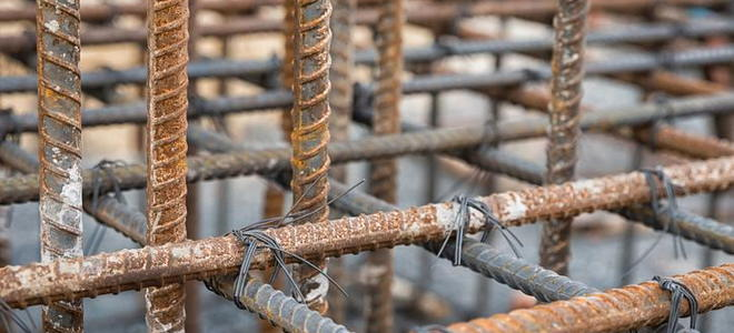 How To Reinforce A Concrete Slab With Rebar