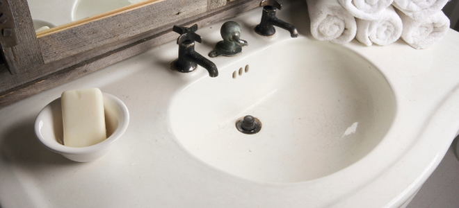 How To Repair Porcelain Sink Damage How To Repair Porcelain Sink Damage