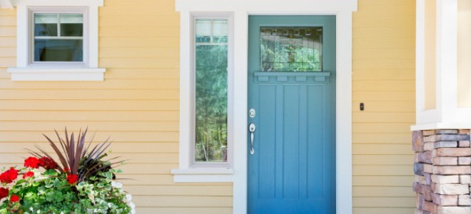 Exterior Door Trim >> How To Replace Exterior Door Trim Doityourself Com