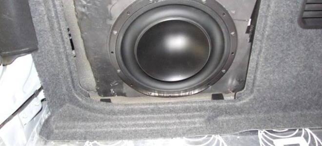 how to connect an amp to a passive subwoofer. Black Bedroom Furniture Sets. Home Design Ideas