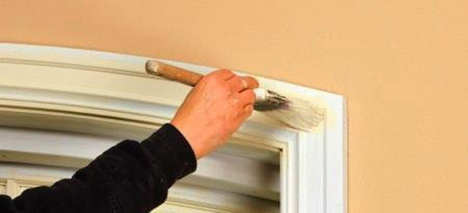 How to remove paint from wood trim for How to paint trim