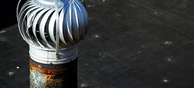 Attic Turbine Ventilator Maintenance Basics Doityourself Com