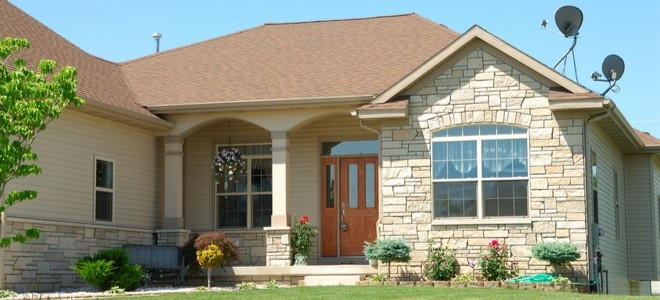 How To Install Faux Stone Siding Part 1
