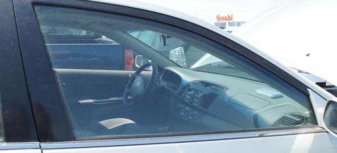How To Repair A Car Window Scratch