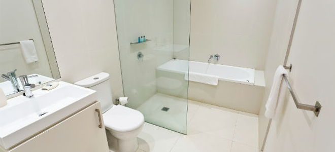 Estimating the cost to add a bathroom in a basement - How much it cost to build a bathroom ...