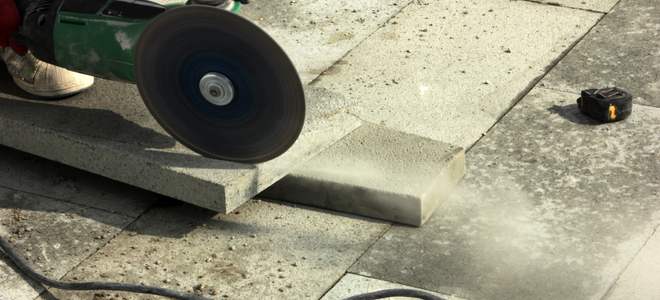 How To Cut Concrete Pavers Doityourself