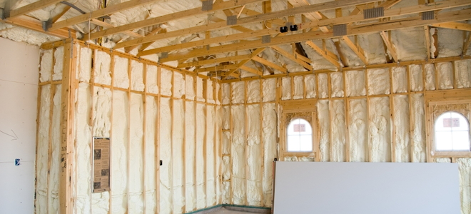 How To Get Spray Foam Insulation Off Clothing And Skin