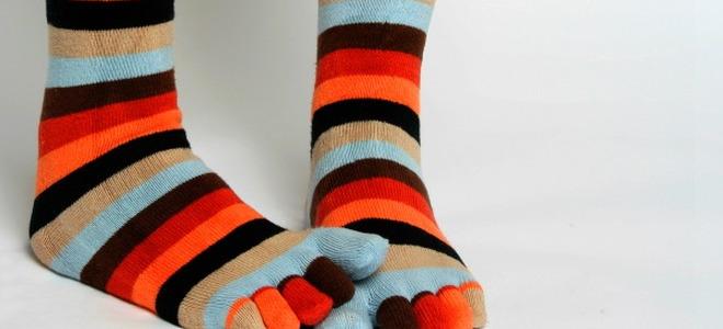 Warm, winter socks.