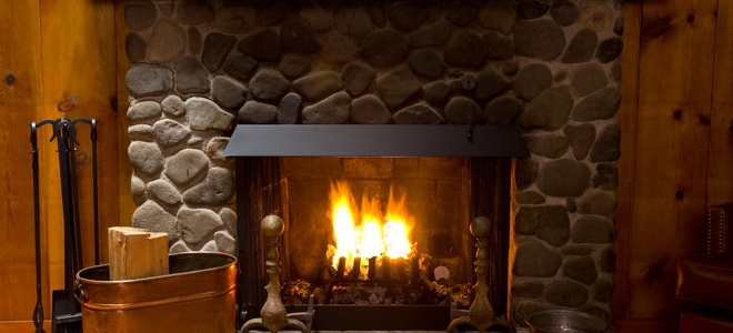Stone Fireplace Cleaning Tips | DoItYourself.com