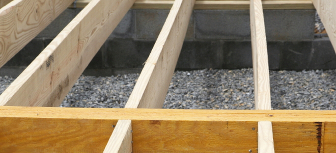 Floor Joist Cross Bracing Doityourself Com