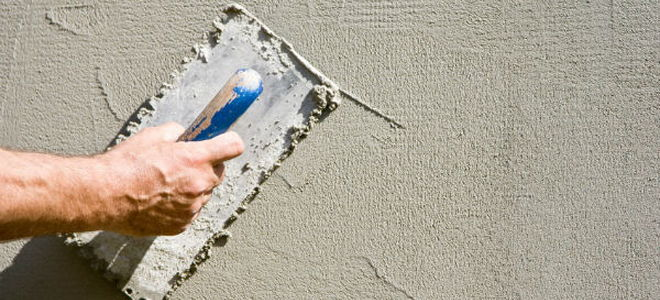 How To Mix Stucco Layers