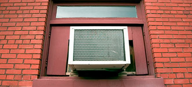How To Install A Window Air Conditioner In A Crank Window
