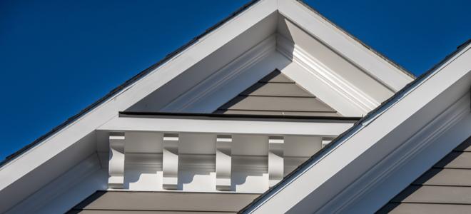 decorative roof gables