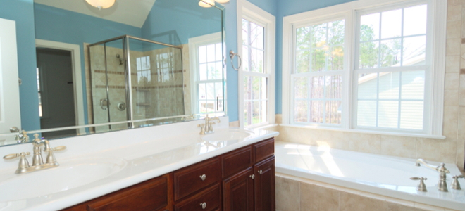 How Long Does Bathroom Wainscoting Last DoItYourselfcom - How long does it take to tile a bathroom