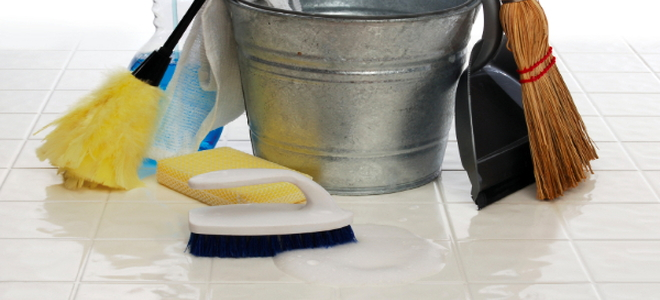 How To Clean A Toilet Ring Stain On Your Bathroom Floor - How to clean bathroom floor stains