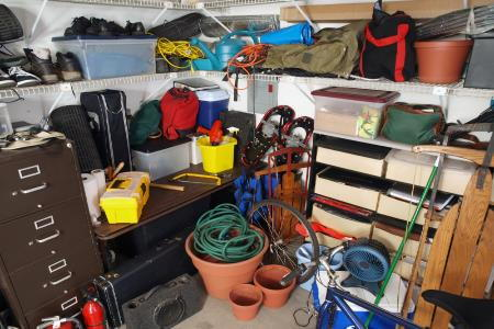 5 quick and easy ideas for organizing your basement for Do it yourself home organization