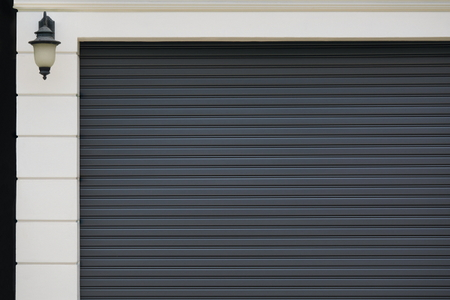 How To Gel Stain A Garage Door