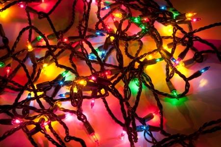4 Creative Ways to Recycle Old Christmas Lights | DoItYourself.com