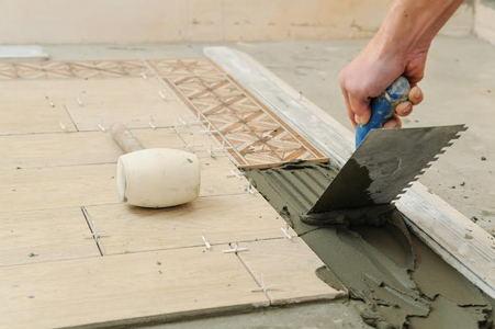How To Tile A Kitchen Floor Doityourself Com