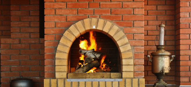 How To Build A Brick Hearth, How To Build A Brick Wood Stove Surround
