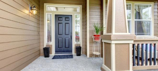 Fiberglass Entry Doors Vs Steel Or Wood Doityourself Com