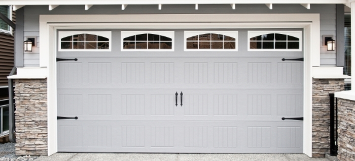 squeaky garage doorHow to Fix Garage Doors that Squeak  DoItYourselfcom