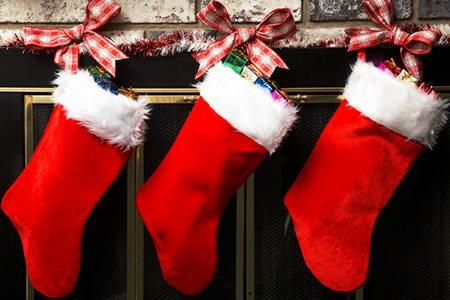 the origin of christmas stockings doityourselfcom