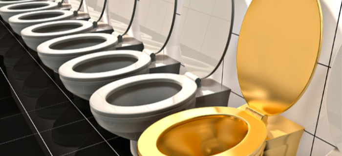 Pressure Assisted Toilet vs Gravity Assisted Toilet | DoItYourself.com