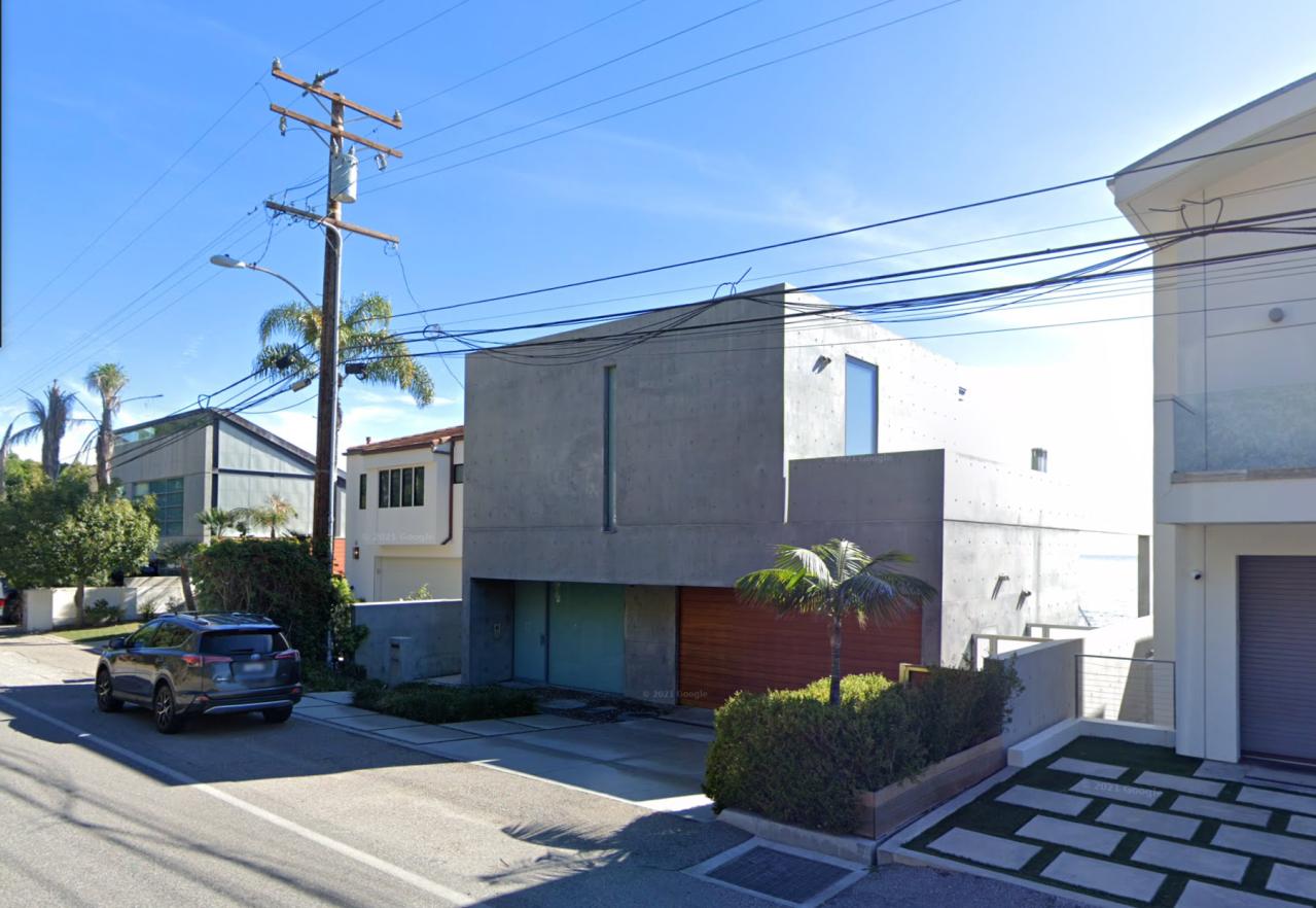 Kanye West Just Bought a $57.3 Million Minimalist Malibu Villa by Tadao Ando