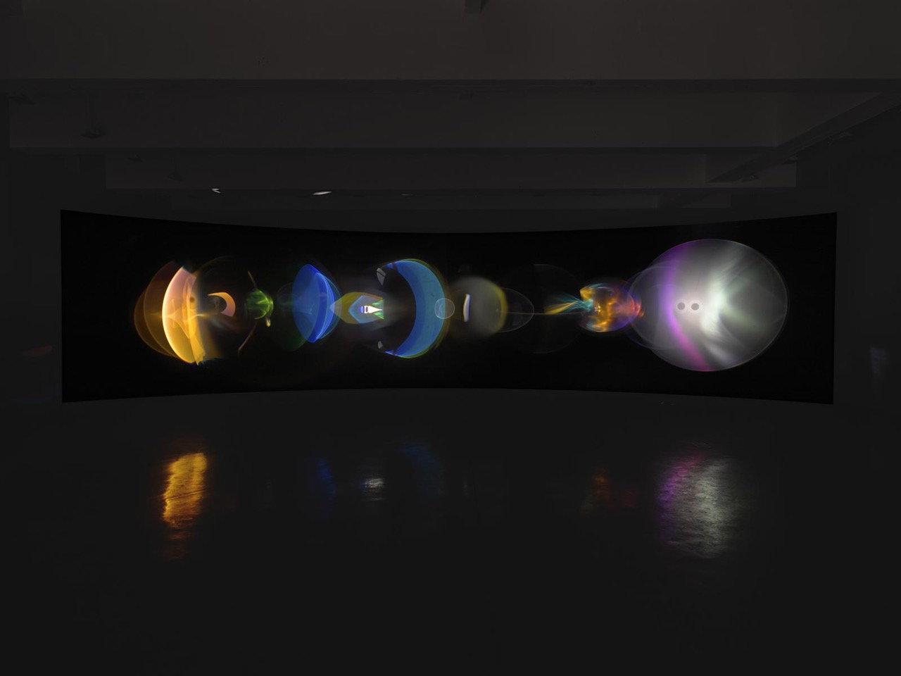 Your Ocular Relief: Olafur Eliasson's Surreal Light Exhibition at NYC's Tanya Bonakdar Gallery