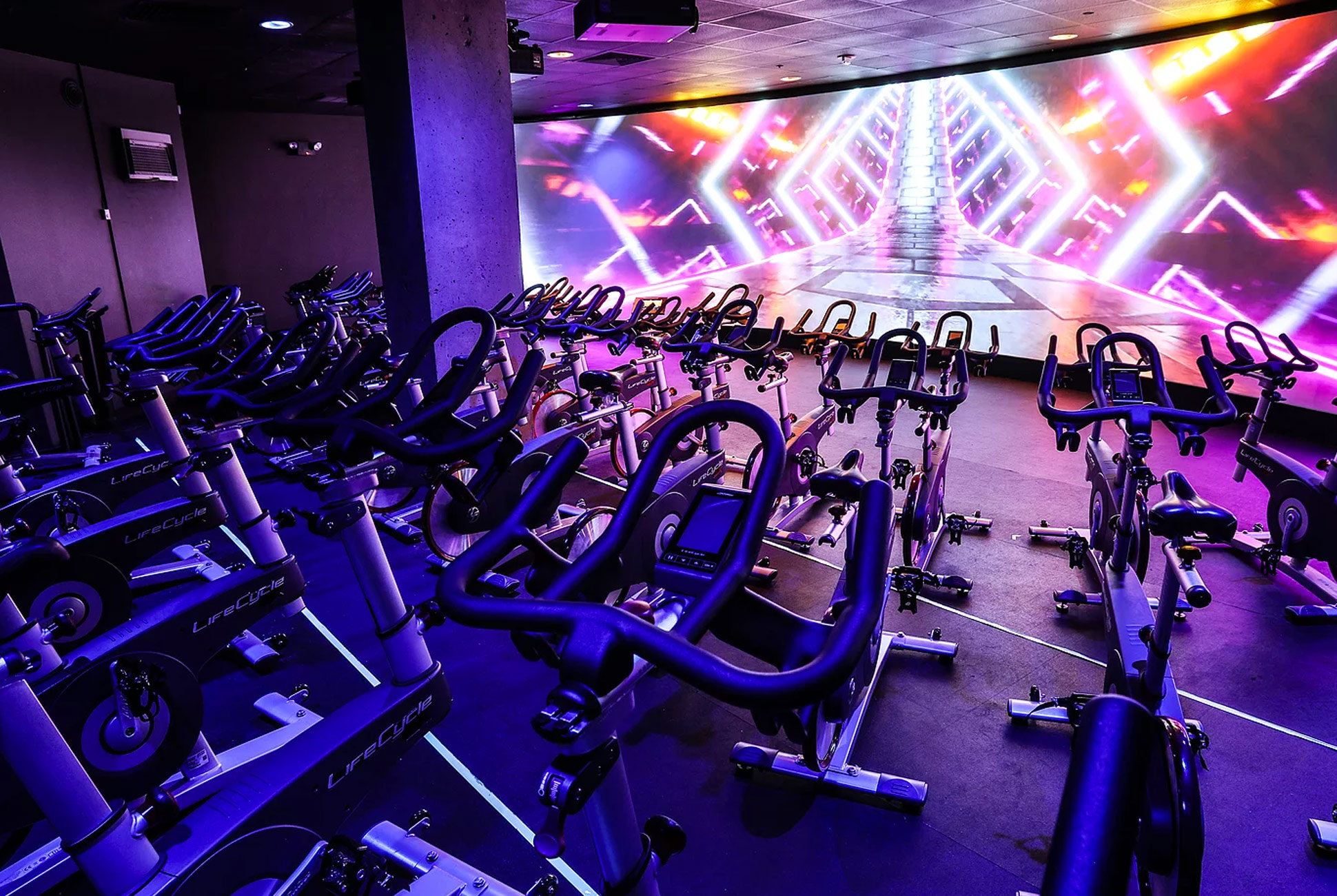 In the 21st century, hotels are expected to offer a lot of high-tech fitness amenities.