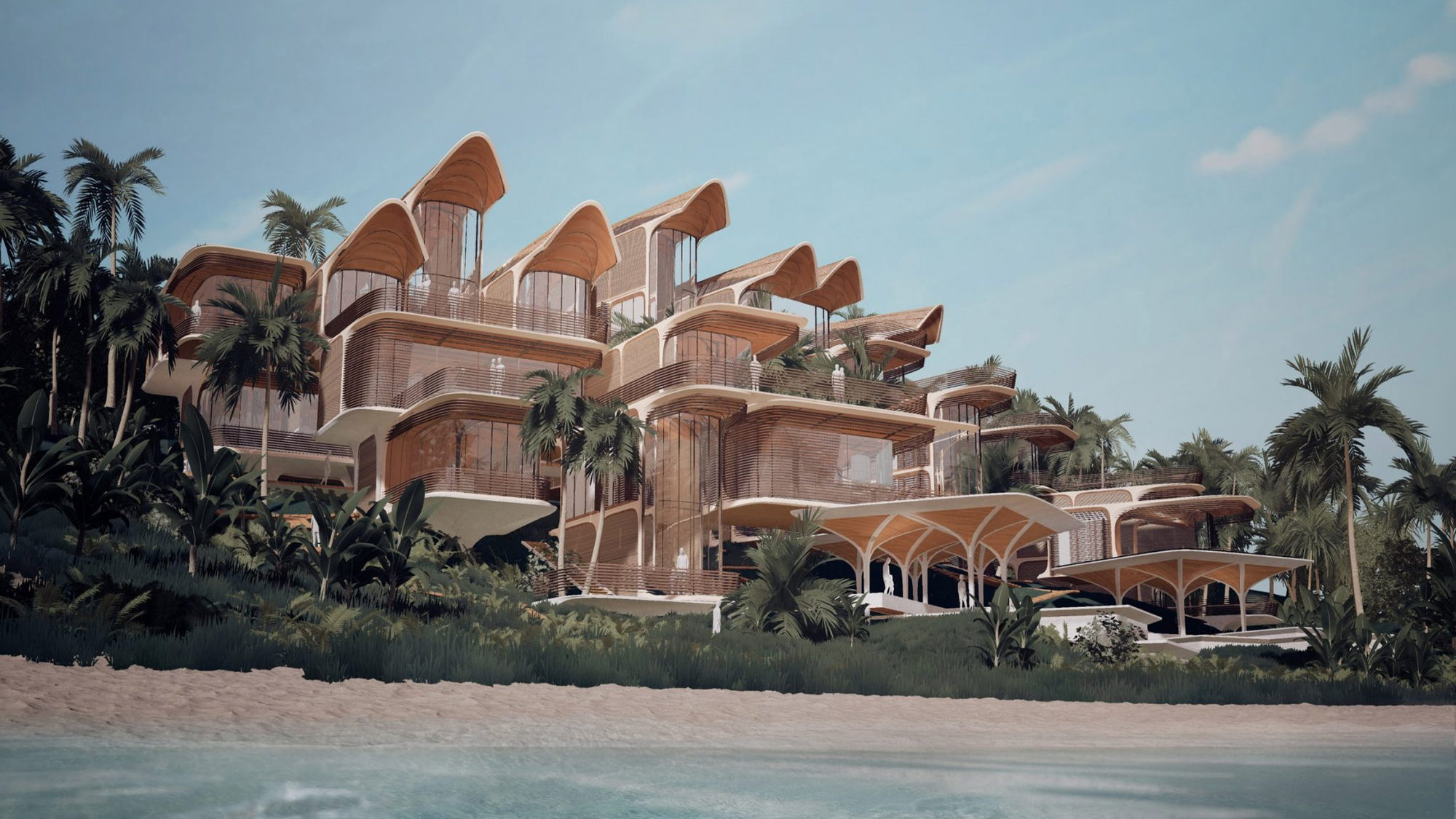 Zaha Hadid?s Próspera Island Project Blends Sustainability with Luxury Living