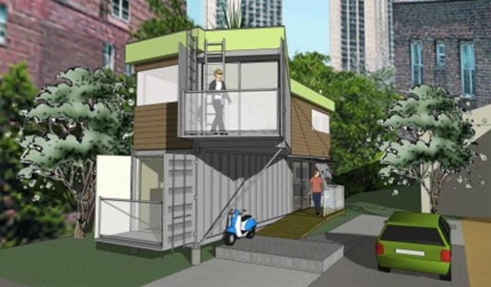 DIY Shipping Container House Plans  Designs & Ideas on Dornob