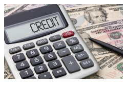 credit score, credit account, auto loan