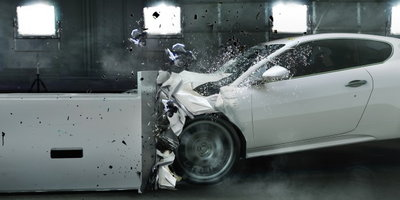 crash testing, vehicle crash test