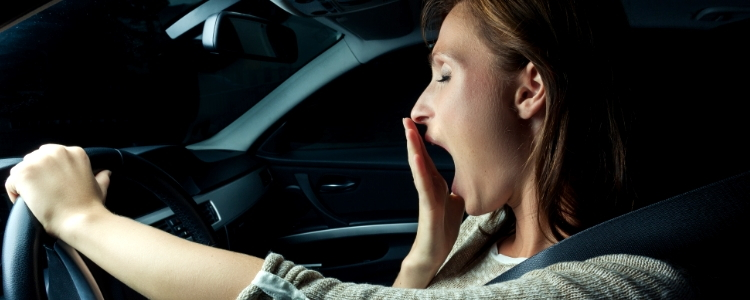 NSF  Study  Shows  Drowsy  Driving  Is  Dangerous