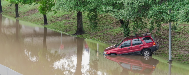 Flood-Damaged Cars: Don't Get Swept Away