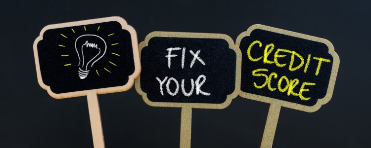 How to Fix Your Credit Yourself - Banner